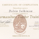 Certificate pi usa trainingweb