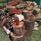 Side yard wood