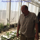 John stevenson of permscape.com aquaponics roof top system in 2016 for permaculture global