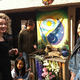 Zumba teacher Maki's home and garden