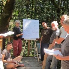 Cascadia Permaculture's 16th Annual Permaculture Teacher Training Course