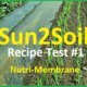"""Report - Sun2Soil Nutri-Membrane Recipe Test #1"" - Kid's Video. Jeremy Watts, Edibleecology.net and Willi Paul. 7-29-17. Perm-Tech Vision by Willi Paul Studio / Planetshifter.com"