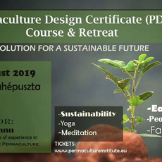 Permaculture design course & retreat