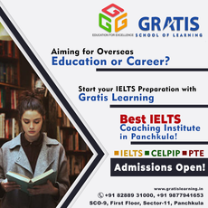 ielts course in panchkula