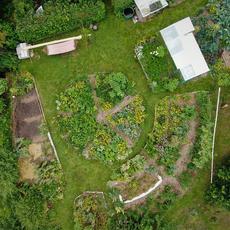 Permaculture garden ARTyčok