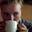 Me drinkin cafe via gaelen