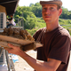 Kyle Holzhueter - Garden Manager 2015 season